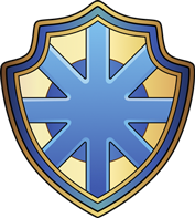 Clan Quest Shield Logo