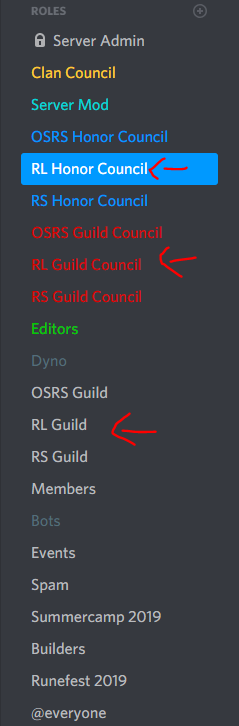 Clan Quest - Clan Discord/Operations